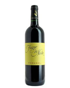 Fugue de Nénin, 2nd vin du Château Nénin, 2016
