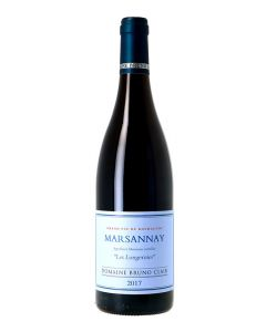 Marsannay Domaine Bruno Clair Les Longeroies 2017 Rouge 0,75