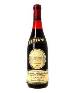 Amarone della Valpolicella DOC Bertani Classico 1967