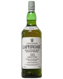 Laphroaig, 10 Años