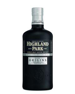 Highland Park, Dark Origins