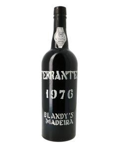 Blandy's, Terrantez Medium Dry, 1976