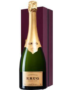 Krug, Grande Cuvée con Estuche