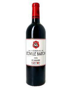 La Réserve de Léoville Barton, 2nd vin du Château Léoville Barton, 2015