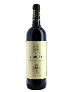 Sarget de Gruaud-Larose, 2nd vin du Château Gruaud-Larose, 2016