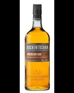 Auchentoshan Distillery, American oak