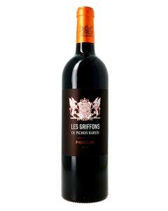 Les Griffons de Pichon Baron, 2nd vin du Château Pichon-Longueville Baron, 2015