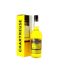 Chartreuse, Jaune