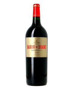 Baron de Brane, 2nd vin du Château Brane-Cantenac, 2018