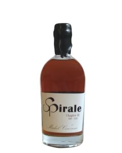 Whisky Single Malt . Michel Couvreur Spirale Chapter III, 2002 -2020