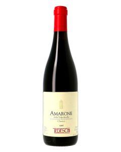 Amarone della Valpolicella DOC Tedeschi Doublon 1997