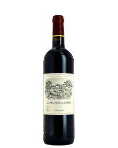 Carruades de Lafite, 2nd vin du Château Lafite-Rothschild, 2010