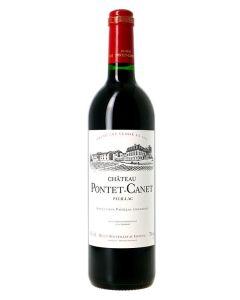 Château Pontet-Canet, 5ème Cru Classé (3 bt max par client), 2010